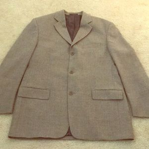 Andrew Fezza wool and cashmere sports coat